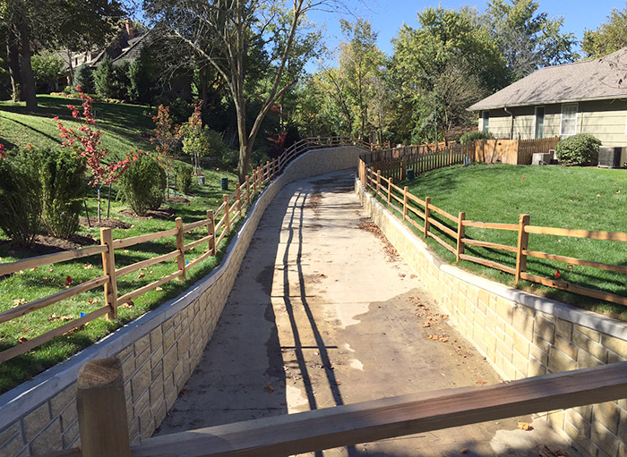 leawood heritage stormwater improvements